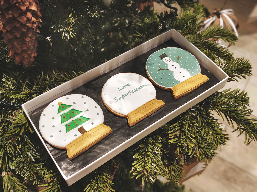 Super Awesome Christmas Cookies From Superawesome Tutotoons Blog