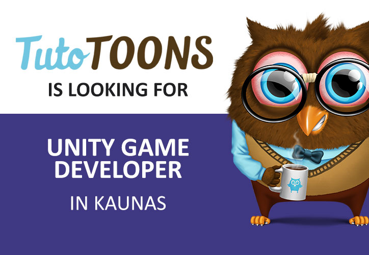 Hiring | TutoTOONS Blog – Kids Games Studio & Publisher Blog
