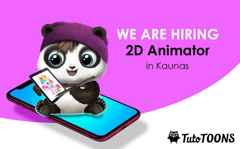 Hiring 2d animator